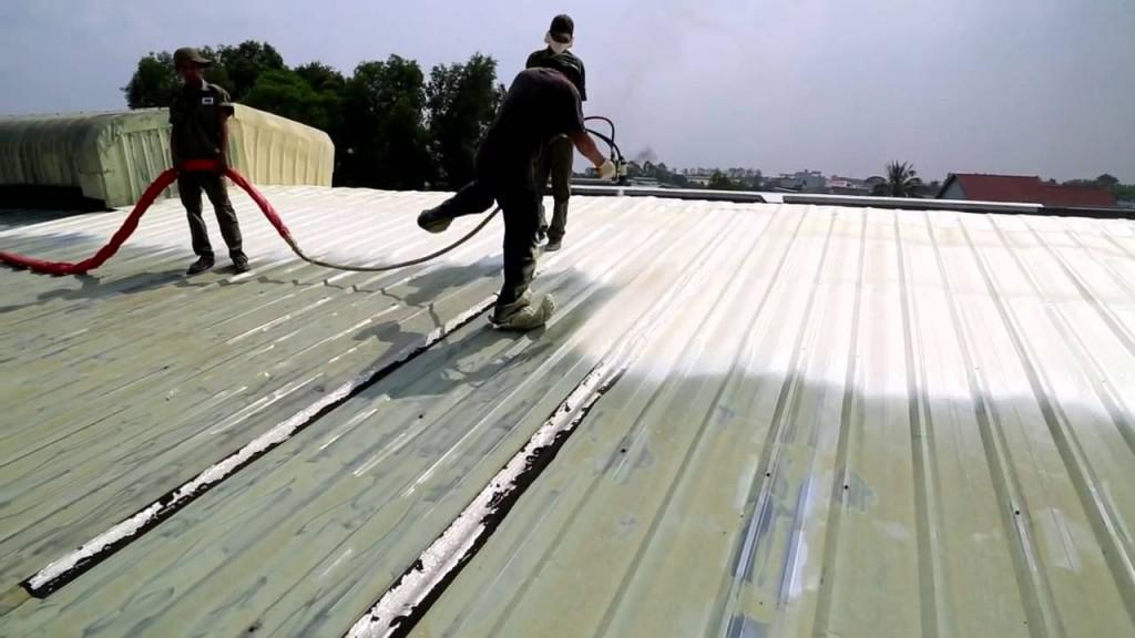 Chống dột mái tôn tại quận 3. Bảo hành 5 năm