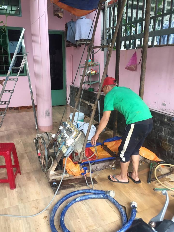 Dịch vụ sửa máy bơm nước tại quận Bình Thạnh. Làm việc 24 h