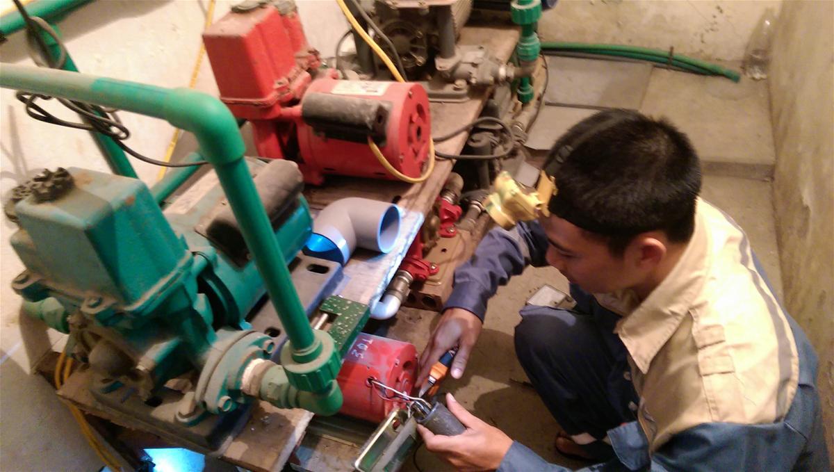 Thợ sửa điện nước tại quận 8, Tại nhà nhanh chóng