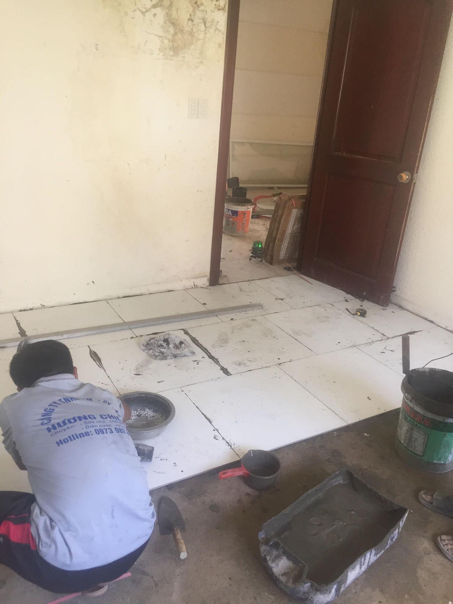 Thợ lát gạch tại Gò Vấp