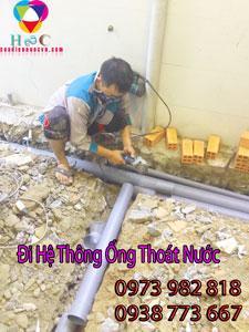 Thợ sửa ống nước giá rẻ tại quận 1 Hotline 0932004556