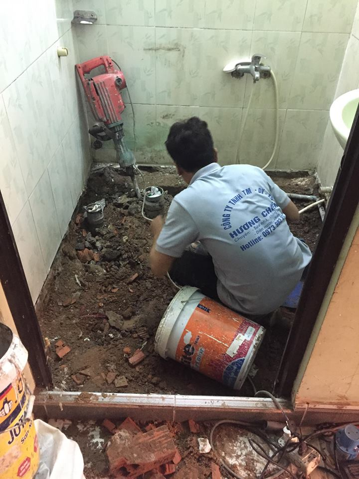 Thợ sửa ống nước giá rẻ tại quận 3 Hotline 0973.982.818 (24/7)