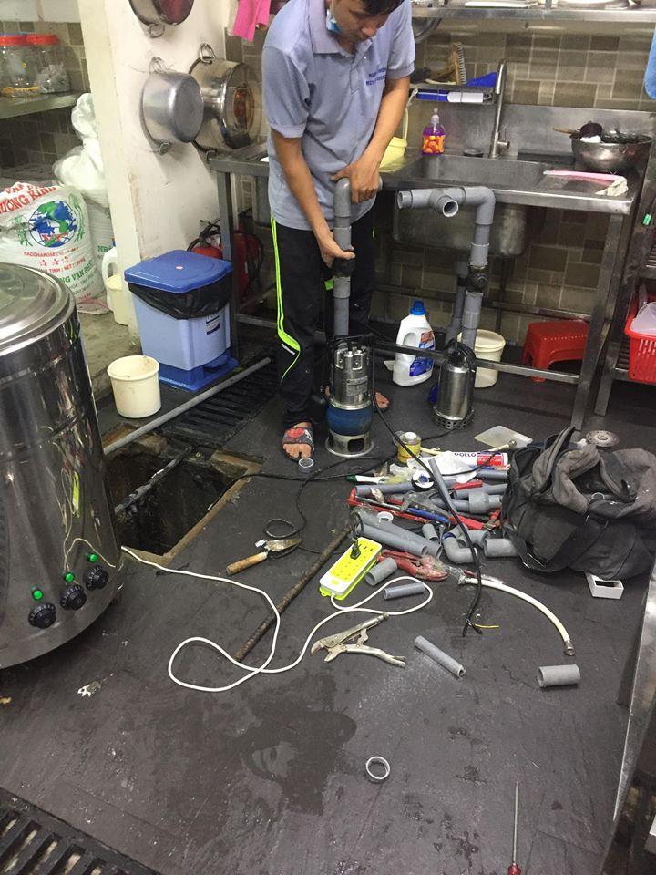 Thợ sửa máy bơm nước tại ở quận 5 TPHCM