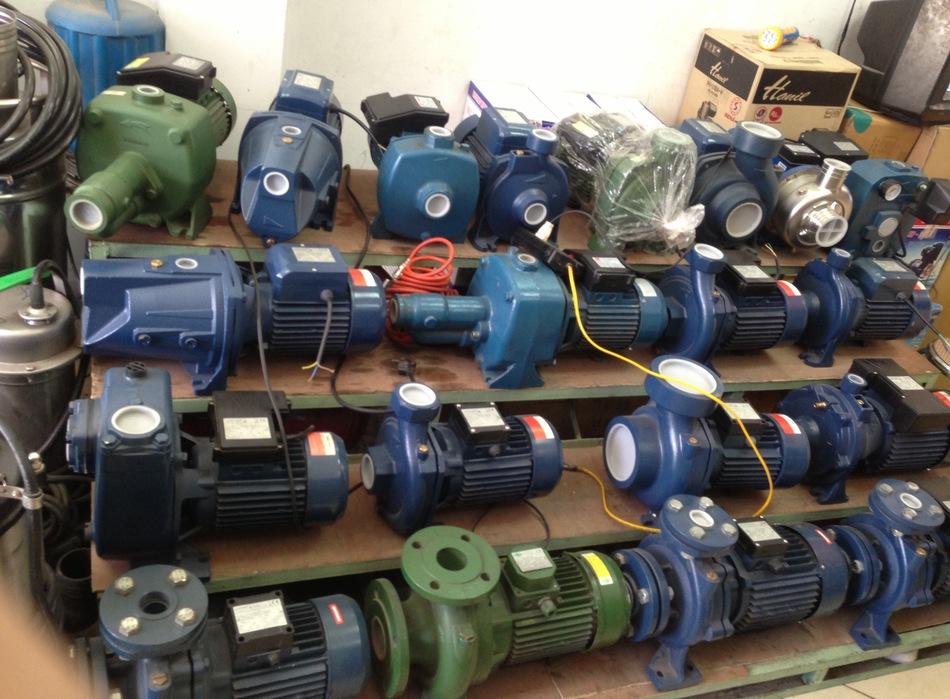 Thợ sửa máy bơm nước tại ở quận Binh Thạnh