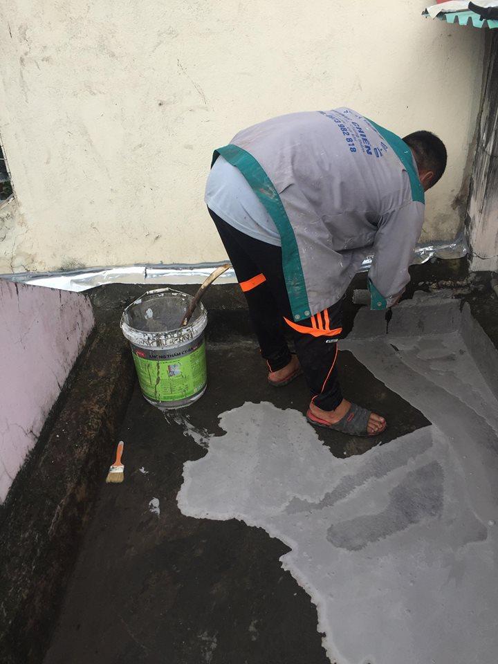 Thợ chống thấm giá rẻ tại quận Tân Bình (0973982818)