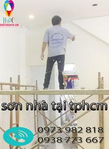 Thợ sơn nhà tại quận 3. Giá rẻ 0973982818