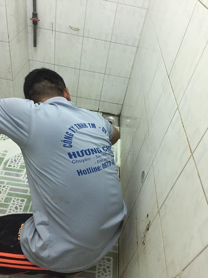 Thông bồn cầu, lavabo tại quận 1